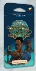 Nemo's War (Second Edition) Dramatis Personae Expansion Pack #3